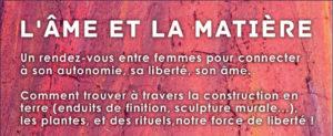 L'ÂME ET LA MATIÈRE @ LA DANSE DES PAPILLONS